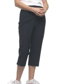 Valerie Herman Golf Capri Trousers - Navy 8,20