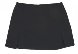 Susanna Tennis Skirt - Navy with matching undershorts sizes XS-XL