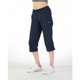 Reebok 3/4 length trousers, Navy sizes 16-18